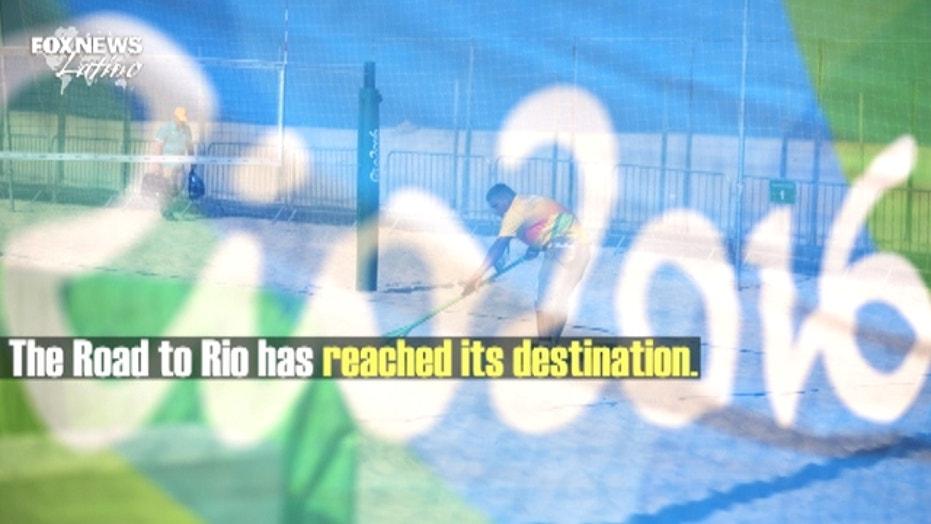 Meet 17 Latino athletes representing Team USA in Rio