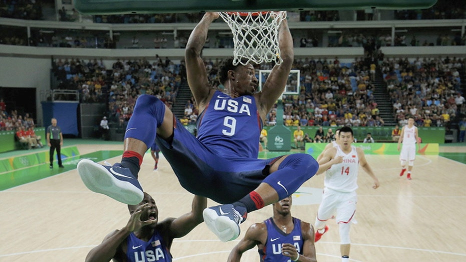 US takes the lead as Summer Olympics open in Rio
