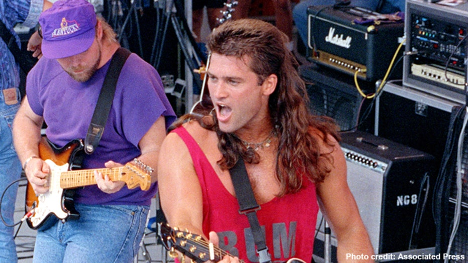 Billy Ray Cyrus Teaches a Masterclass in Mullets