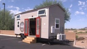 Owner of Uncharted Tiny Homes says anyone who wants something mobile or is sick of paying a mortgage is the perfect candidate for buying a tiny home