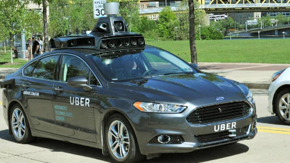 Uber to start using self-driving cars