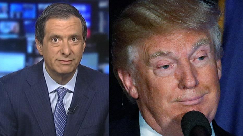 Kurtz: Press accuses Trump of dreaded flip-flop