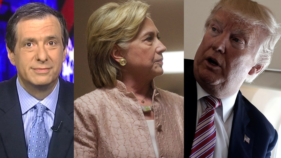 Kurtz: Which candidate is coughing up the election?