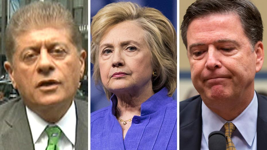 Napolitano: Regarding Hillary, the FBI was shackled