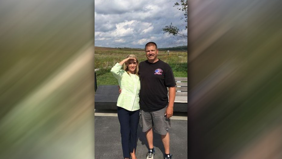 15 years later: Dana Perino talks to 9/11 family member