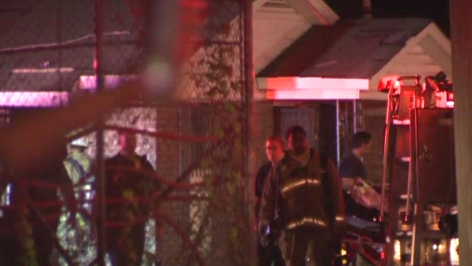 Deadly house fire tears through Memphis home