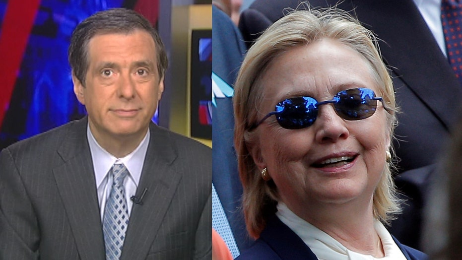 Kurtz: Hillary Clinton's secrecy ailment