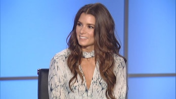Danica Patrick joins campaign to empower veterans