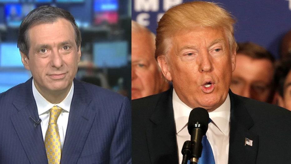 Kurtz: Trump beats the press, again