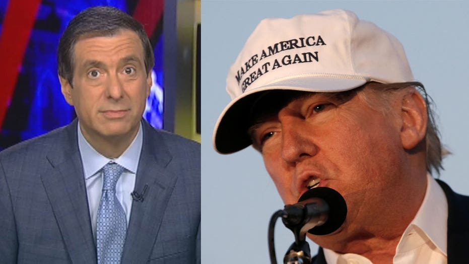 Kurtz: The left wants the press to stop Trump