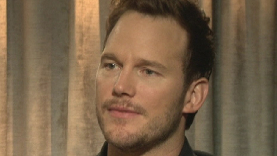 Chris Pratt: Stopping bad men in the 'wild west' was 'sexy'
