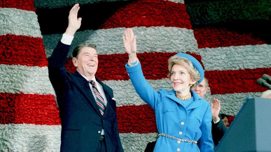 Nancy Reagan would have taken a bullet for her husband
