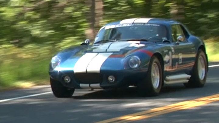 Return of the Shelby Daytona