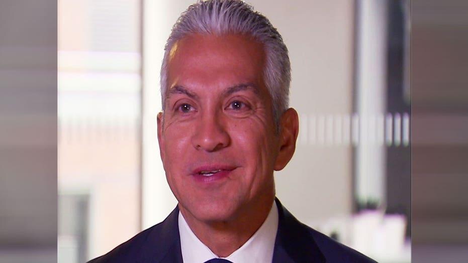 Hispanic Heritage Month: The amazing rise of Javier Palomarez