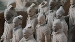 Experts believe China's Terracotta Army was influenced by ancient Greek sculptors, traveled to China , years before Marco Polo's famous journey to Asia