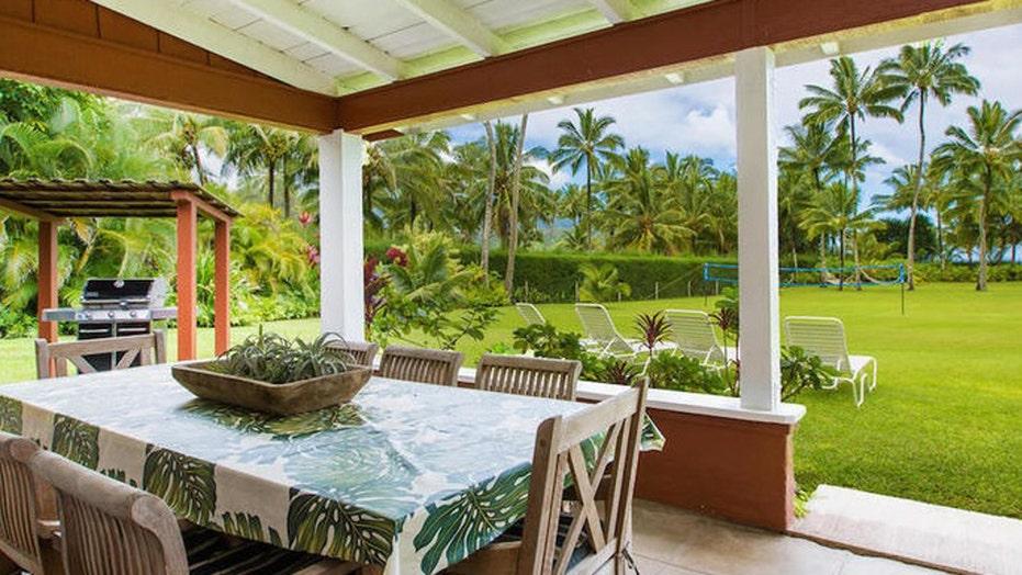 Hot Houses: Julia Roberts' private paradise