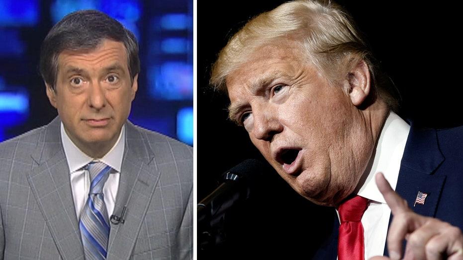 Kurtz: Trump threatens to sue NY Times