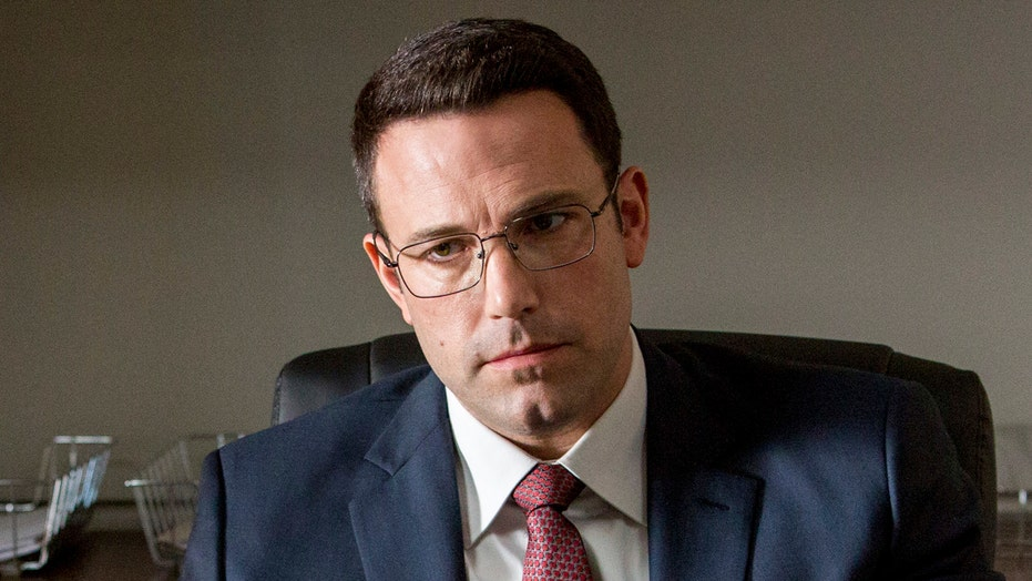 Ben Affleck talks taxes, 'The Accountant'