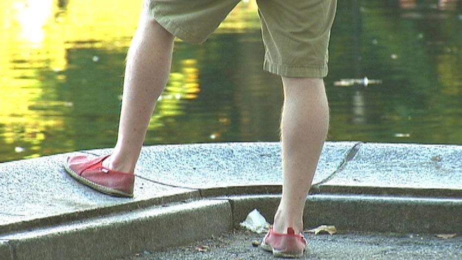 Survey: More men are shaving their legs