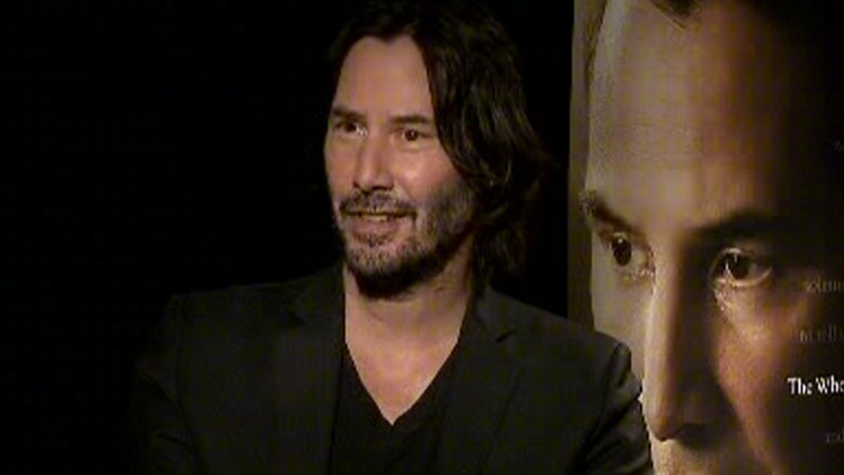 Keanu Reeves reveals 'The Whole Truth'