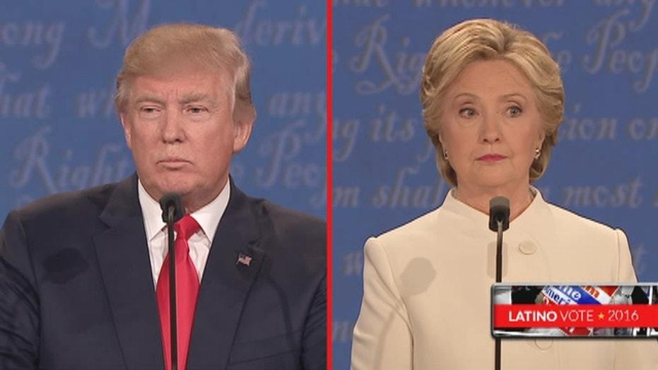 Geraldo on debate: It irked me to hear 'bad hombres'