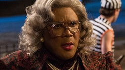 Tyler Perry transforms for th film in the franchise