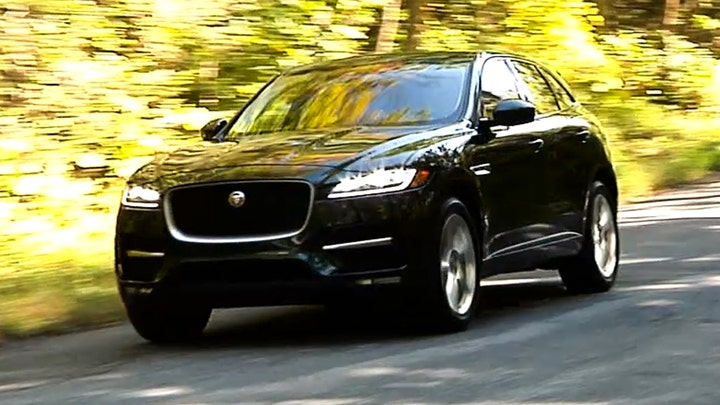 Jaguar's first SUV