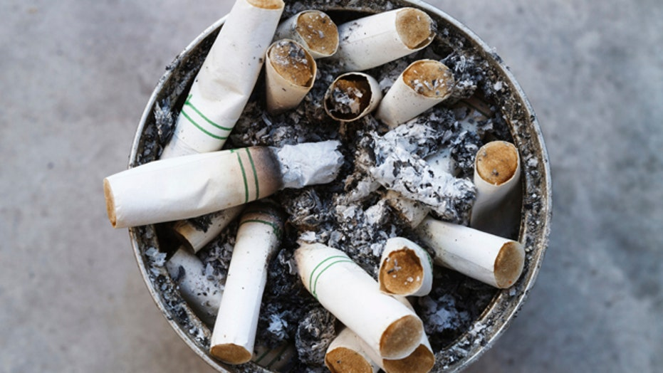 Secondhand smoke hides in places you don't realize