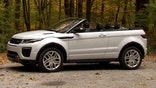 Gary Gastelu sees nature au natural in the  Range Rover Evoque Convertible SUV.