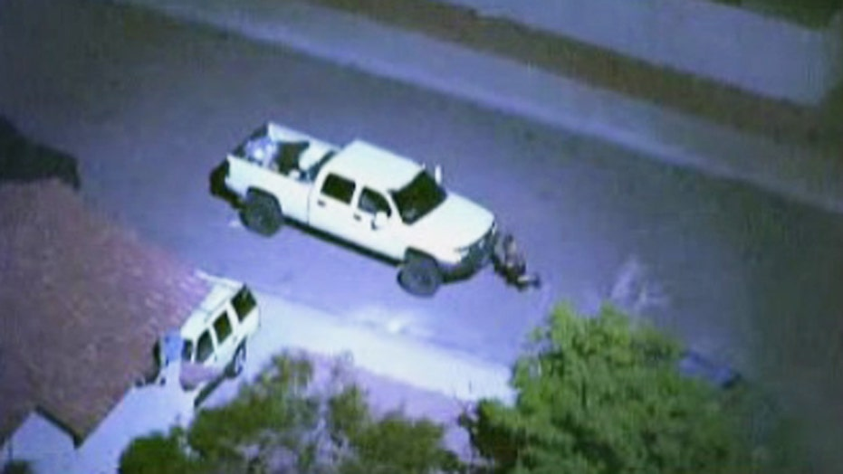 Man stops by In-N-Out drive-thru during Arizona police chase | Fox News