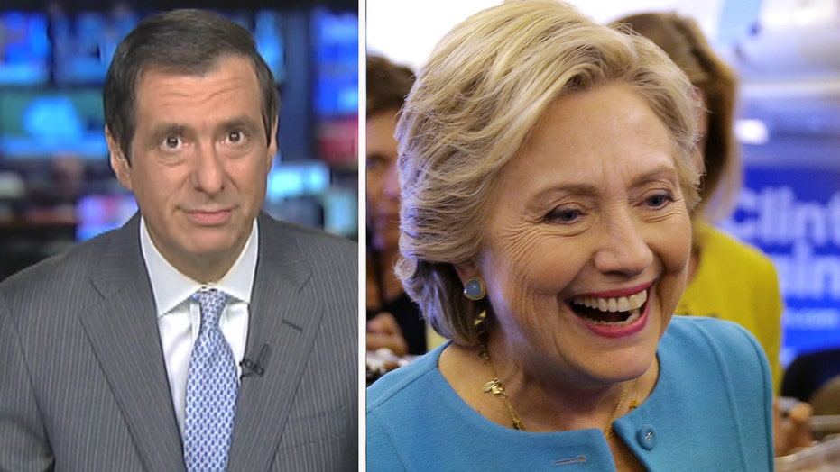 Kurtz: Clinton caught in Foundation's tangled web