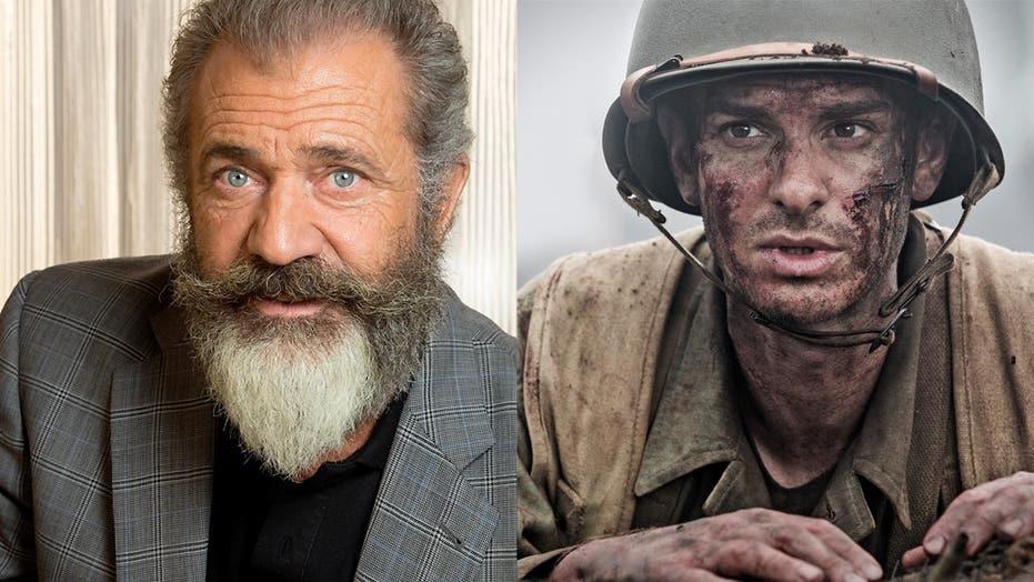 Mel Gibson talks courage, honor and 'Hacksaw Ridge'