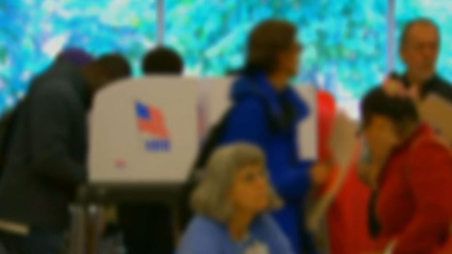 Americans suffering from 'election stress disorder'