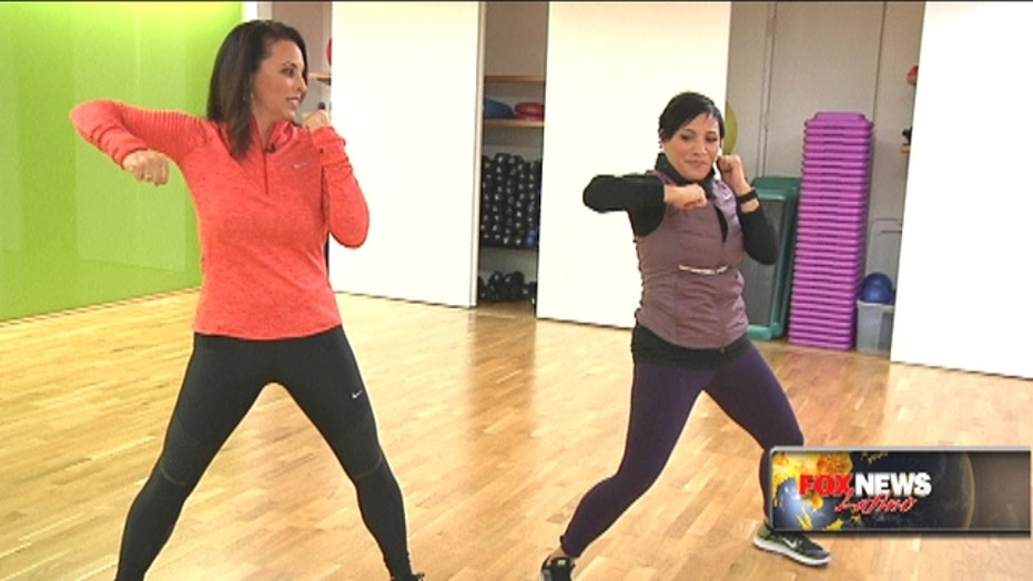 Ary Nuñez keeps celebs fit and at fighting weight