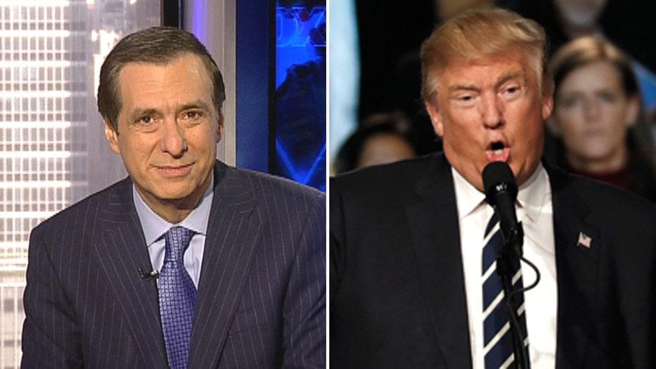 Kurtz: Worst job in journalism - Trump pool reporter