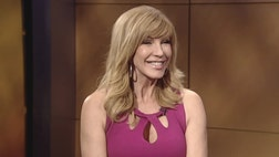 """Former """"Entertainment Tonight"""" host and winner of """"The Apprentice"""" Leeza Gibbons sits down with Fox's Dr. Manny to raise awareness of caregivers"""