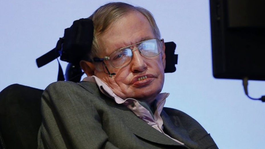 Stephen Hawking: Mankind has 1,000 years left on Earth