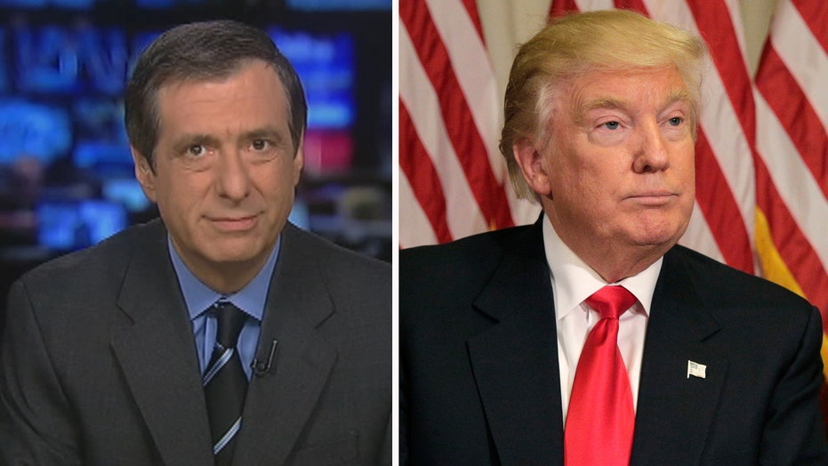 Kurtz: What's 'normal' when bashing Trump?