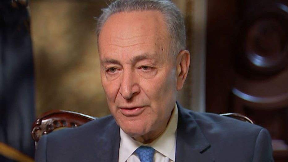 Schumer warns Sessions will need 'a very thorough vetting'