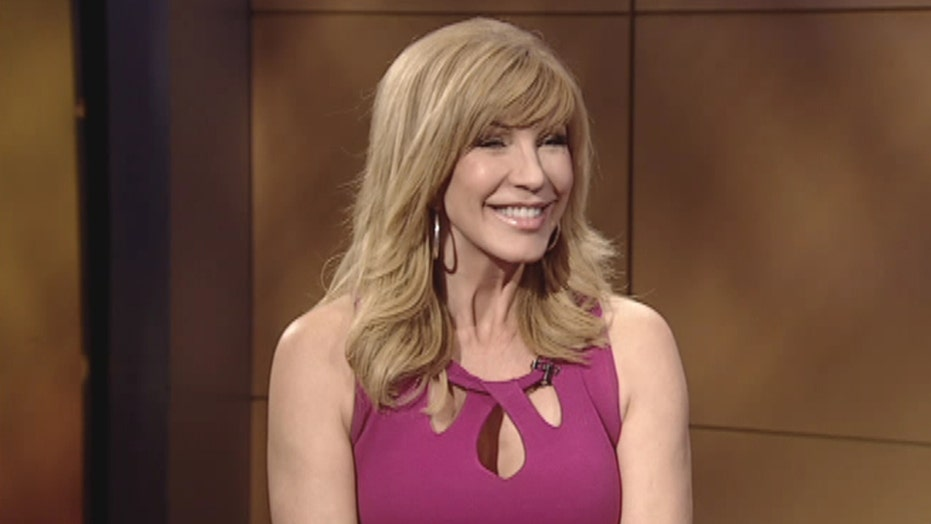Leeza Gibbons opens up about life as a caregiver