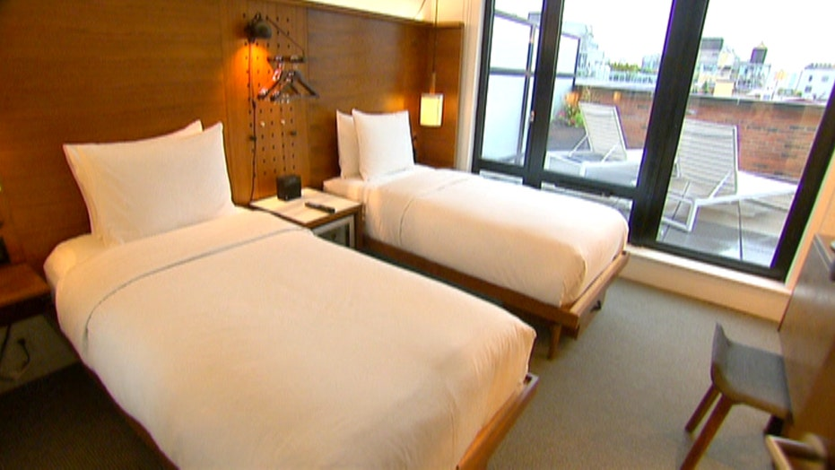 Micro hotels prove space and size are overrated