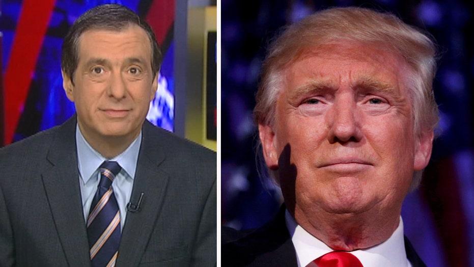 Kurtz: Media call Trump conspiracy-monger on voting