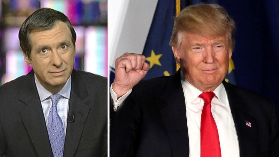Kurtz: Press dumps on Trump and his gazillionaires