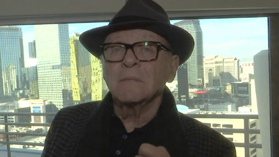 Acting legend creates art not only on film but on canvas