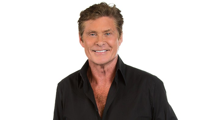 David Hasselhoff, 66, says he didn't expect his wife, 39, to accept his marriage proposal
