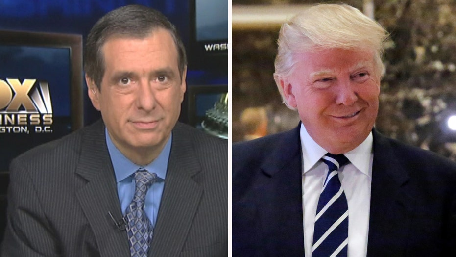 Kurtz: Hyperbole over federal unit becoming 'Trump TV'