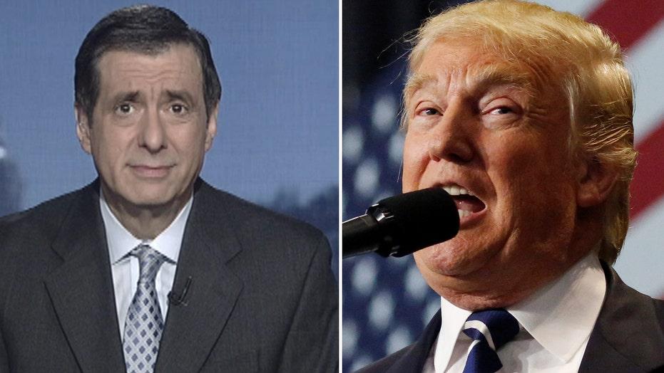 Kurtz: Media vow to get tough on Trump