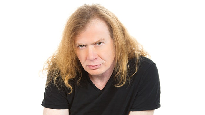 Megadeth's Dave Mustaine says he was diagnosed with throat cancer
