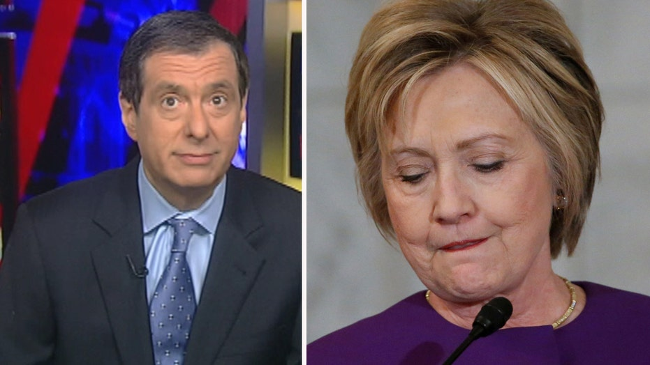 Kurtz: Hillary finger-pointing helping no one