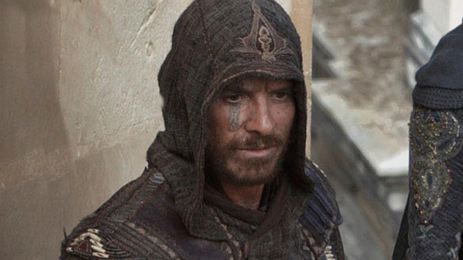 Michael Fassbender talks gaming skills, 'Assassin's Creed'